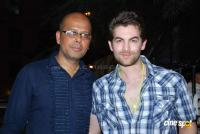 Neil Nitin Mukesh at Narendra Kumar Ahmed's men's collectionLaunch Event Photos