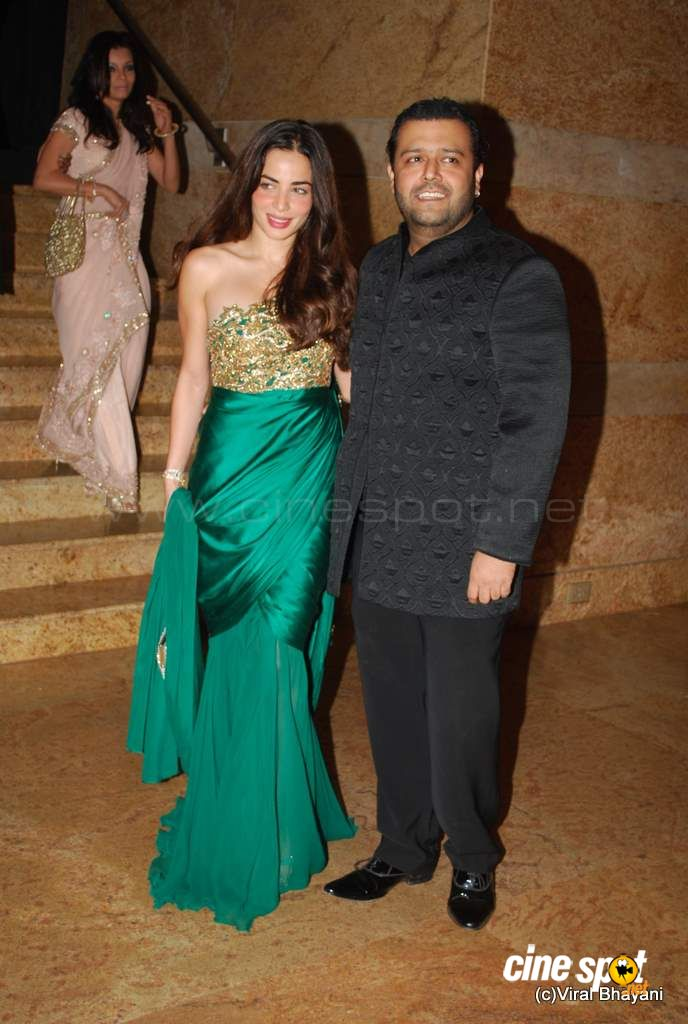 Shilpa Shetty Wedding Reception Photos (65)