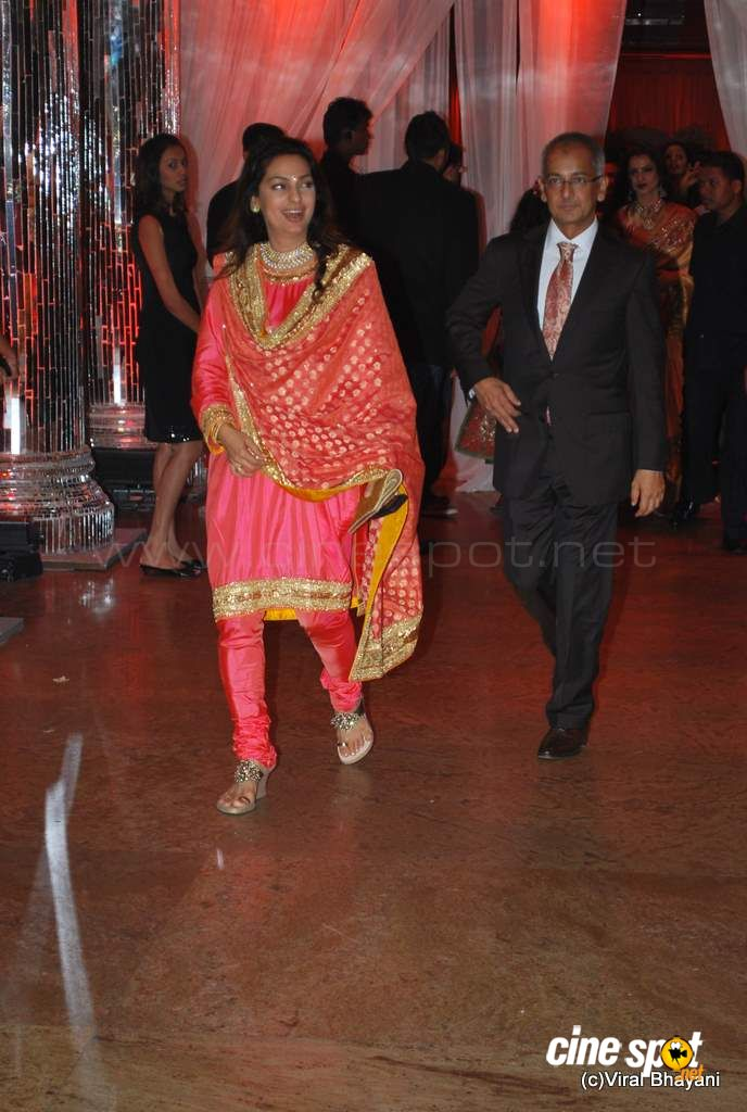 Shilpa Shetty Wedding Reception Photos (98)