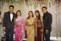 Actress Pooja Kanwal's wedding Reception Photos (11)