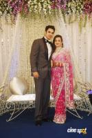 Actress Pooja Kanwal's wedding Reception Photos (2)