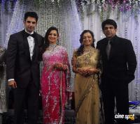 Actress Pooja Kanwal's wedding Reception Photos (21)