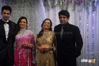 Actress Pooja Kanwal's wedding Reception Photos (22)