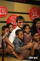 Vivek Oberoi at the studio of Big FM (21)