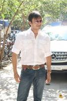 Vivek Oberoi at the studio of Big FM (6)