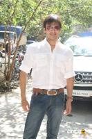 Vivek Oberoi at the studio of Big FM (9)
