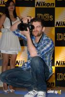 Neil Nitin Mukesh launches Nikon d3s camera