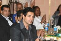 John Abraham at Standard Chartered press meet bollywood photos,images,stills,gallery