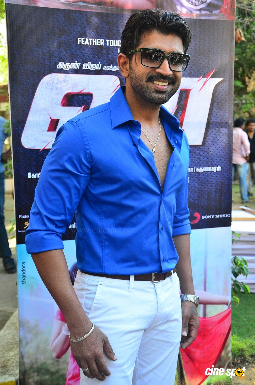 Arun Vijay at Vaa Deal Press Meet (13)