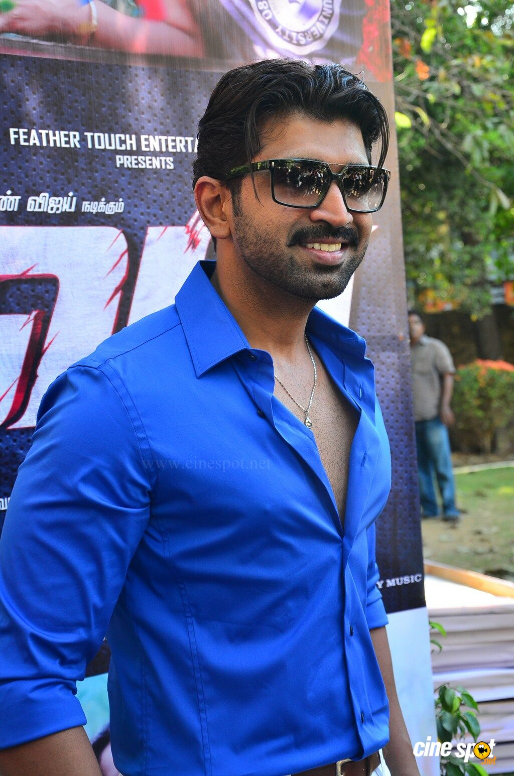 Arun Vijay at Vaa Deal Press Meet (3)