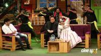 Rishi Kapoor & Neetu Singh On Set Of The Kapil Sharma Show (11)