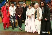 Rishi Kapoor & Neetu Singh On Set Of The Kapil Sharma Show (13)