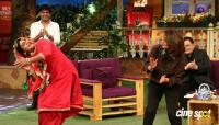 Rishi Kapoor & Neetu Singh On Set Of The Kapil Sharma Show (15)