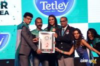 Launch Of Tetley Super Green Tea Photos
