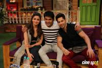 Badrinath Ki Dulhania Promotion On The Kapil Sharma Show Photos