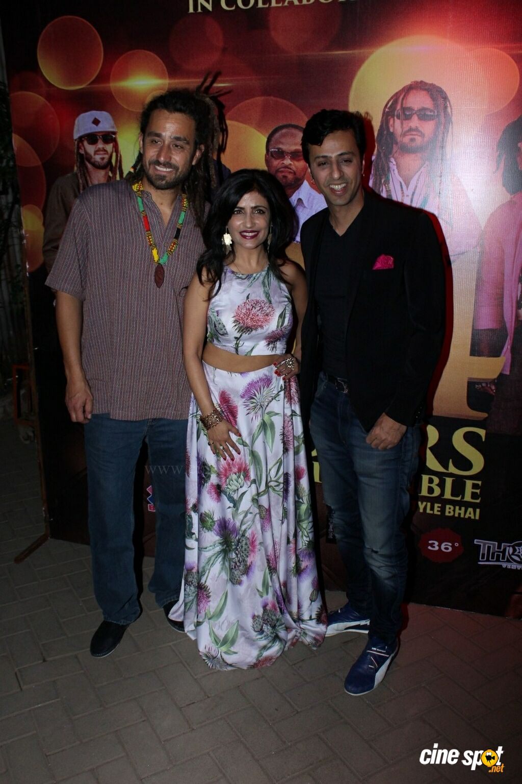 Launch Of Shibani Kashyap Single Titled 24 Hours Irresponsible (18)