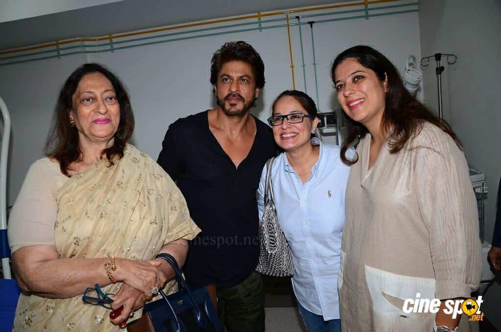 SRK Launches Bone Marrow Transplant & Birthing Centre (5)