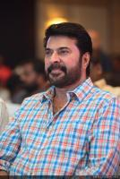 Mammootty at Shikari Shambu Movie Pooja (2)