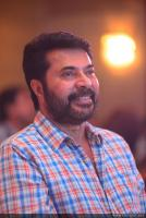 Mammootty at Shikari Shambu Movie Pooja (4)