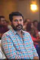 Mammootty at Shikari Shambu Movie Pooja (7)