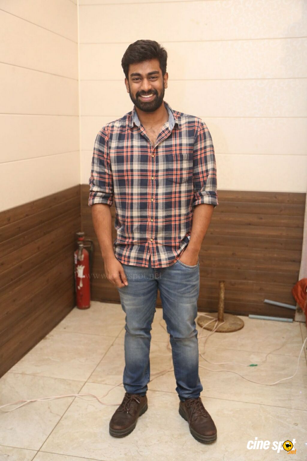 Rakshith at London Babulu Movie Press Meet (6)
