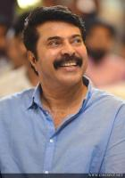 Mammootty at Oru Kuttanadan Blog Movie Pooja (2)