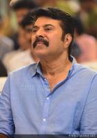 Mammootty at Oru Kuttanadan Blog Movie Pooja (3)