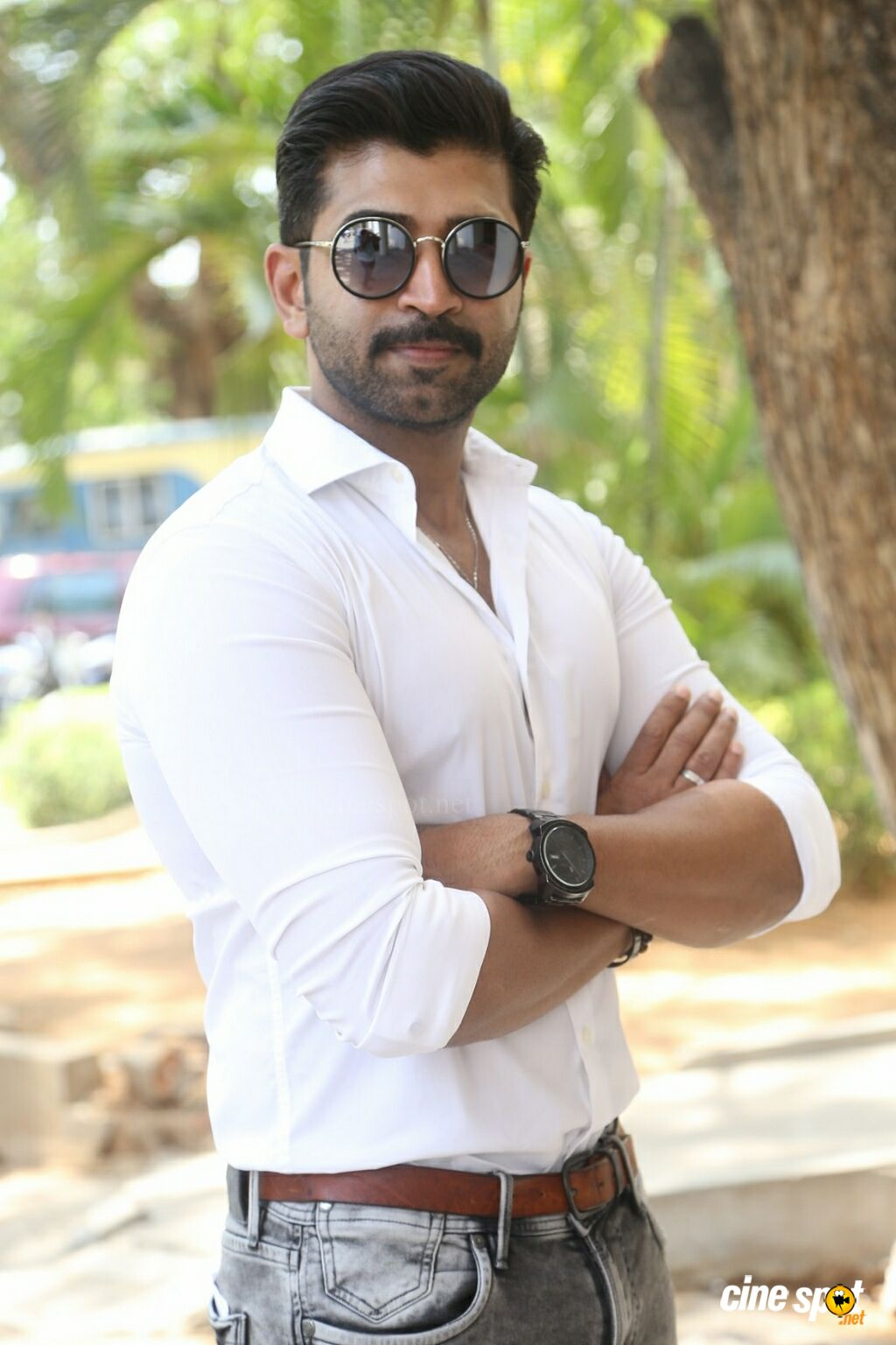 Arun Vijay at Crime 23 Trailer Launch (26)