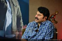 Mammootty at Abrahaminte Santhathikal Promo Meet (5)