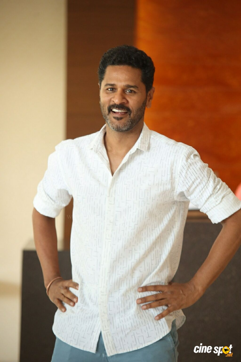 Prabhu Deva Interview Photos (1)
