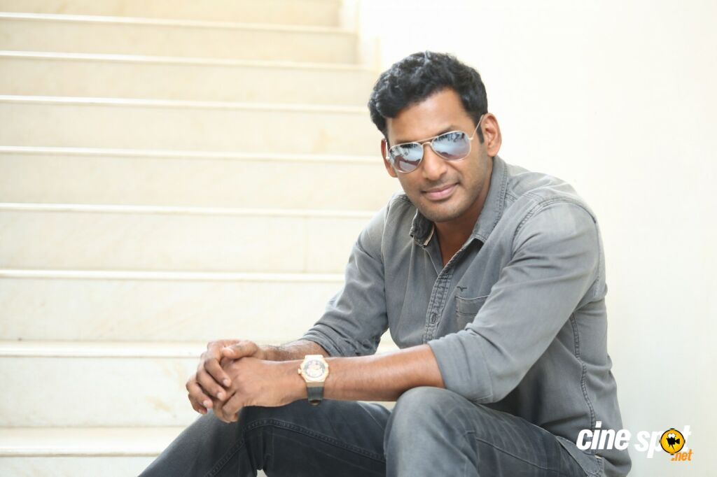 Vishal Interview Photos (31)