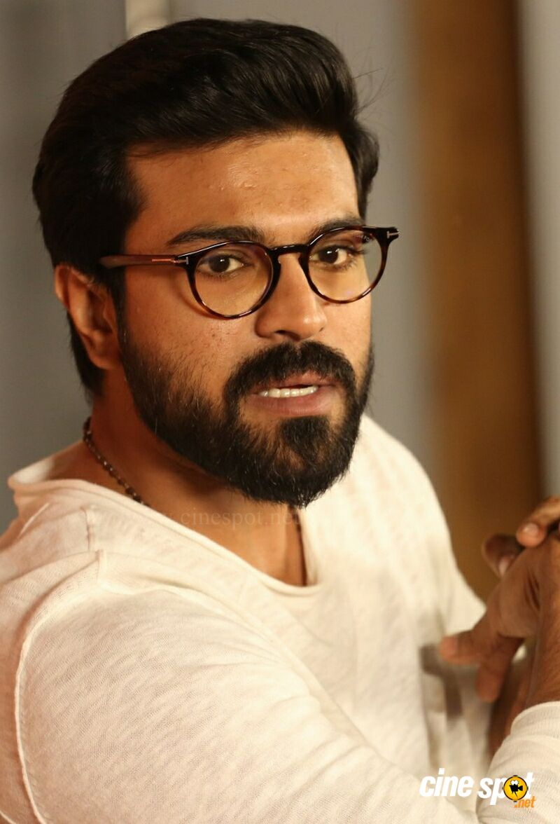 Vinaya Vidheya Rama Actor Ram Charan Interview Photos (21)