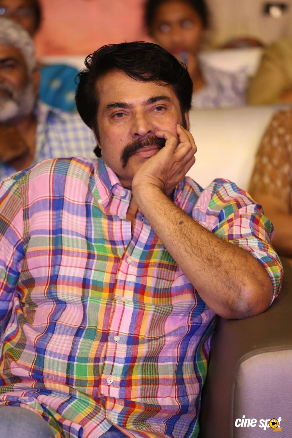 Mammootty at Yatra Pre Release Event (6)