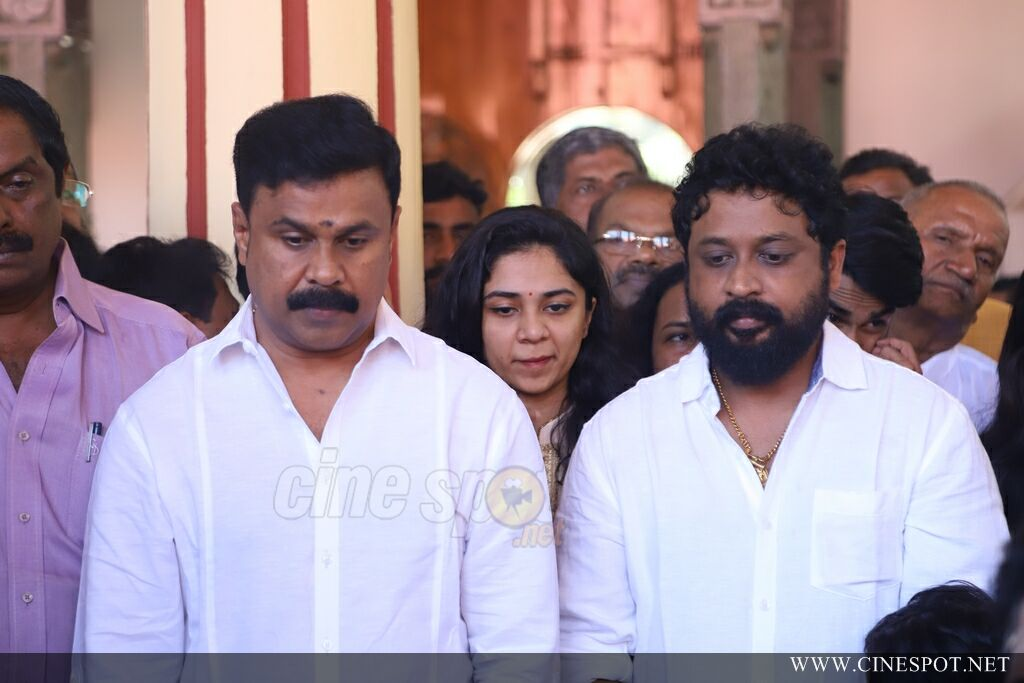 Dileep Brother Anoop Movie Pooja (26)