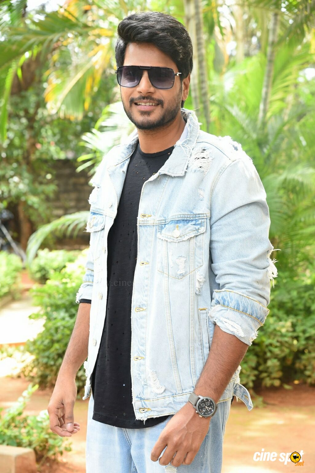 Sundeep Kishan at Tenali Ramakrishna BA BL Teaser Launch (4)