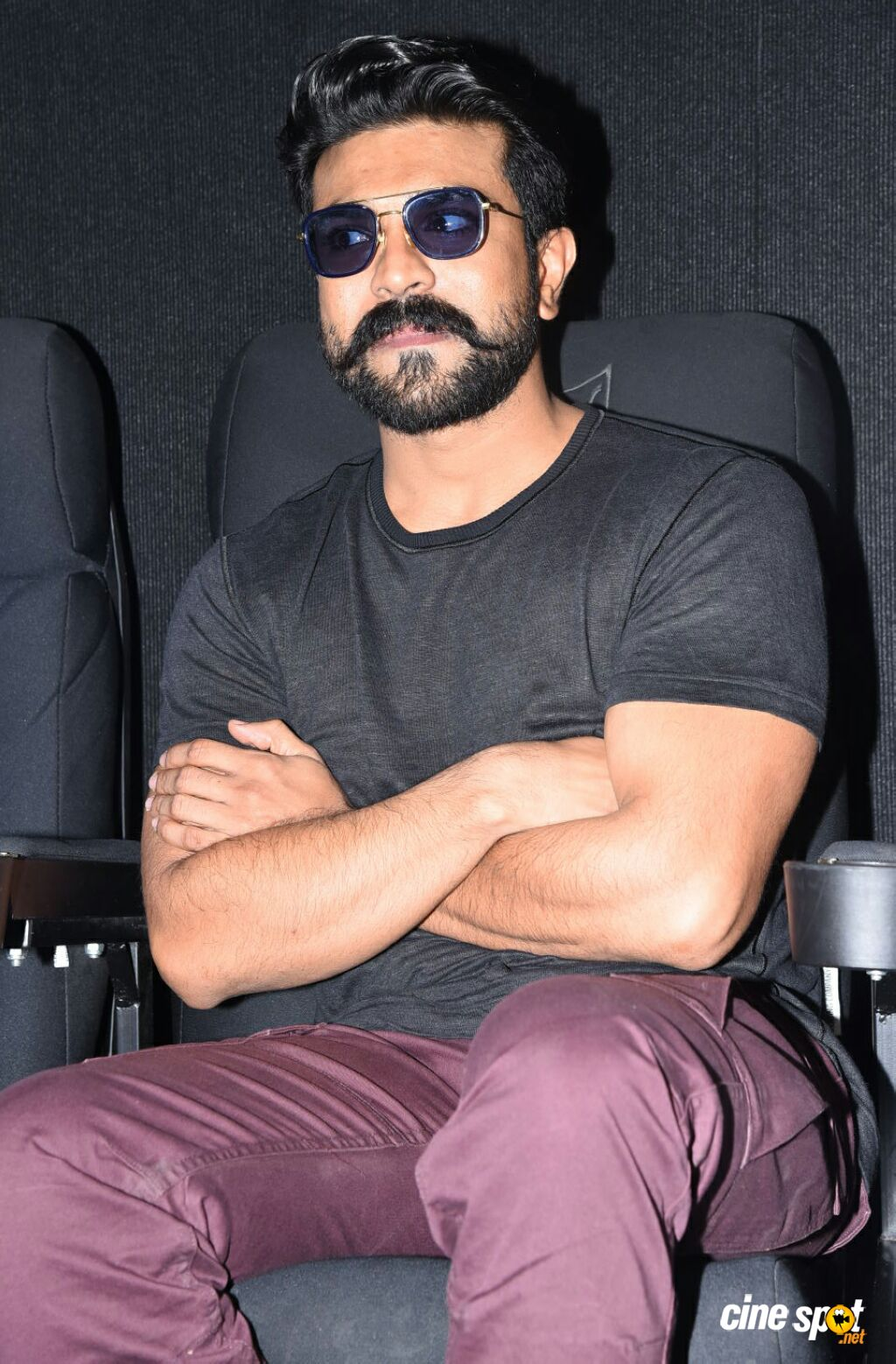 Ram Charan at Sye Raa Narasimha Reddy Trailer Launch (1)