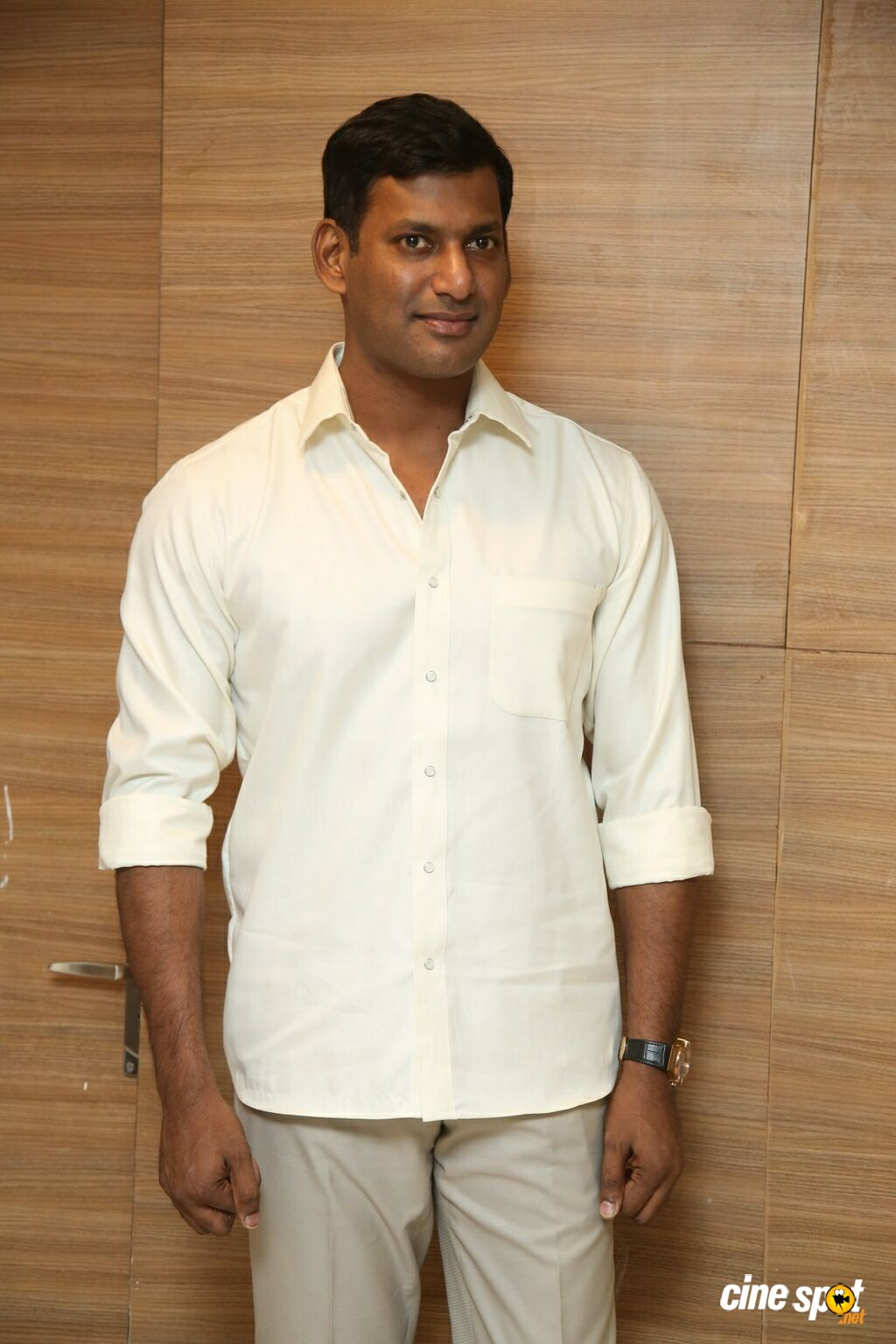 Vishal at Action Movie Pre Release Event (6)