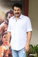 Mammootty at Mamangam Movie Press Meet (2)