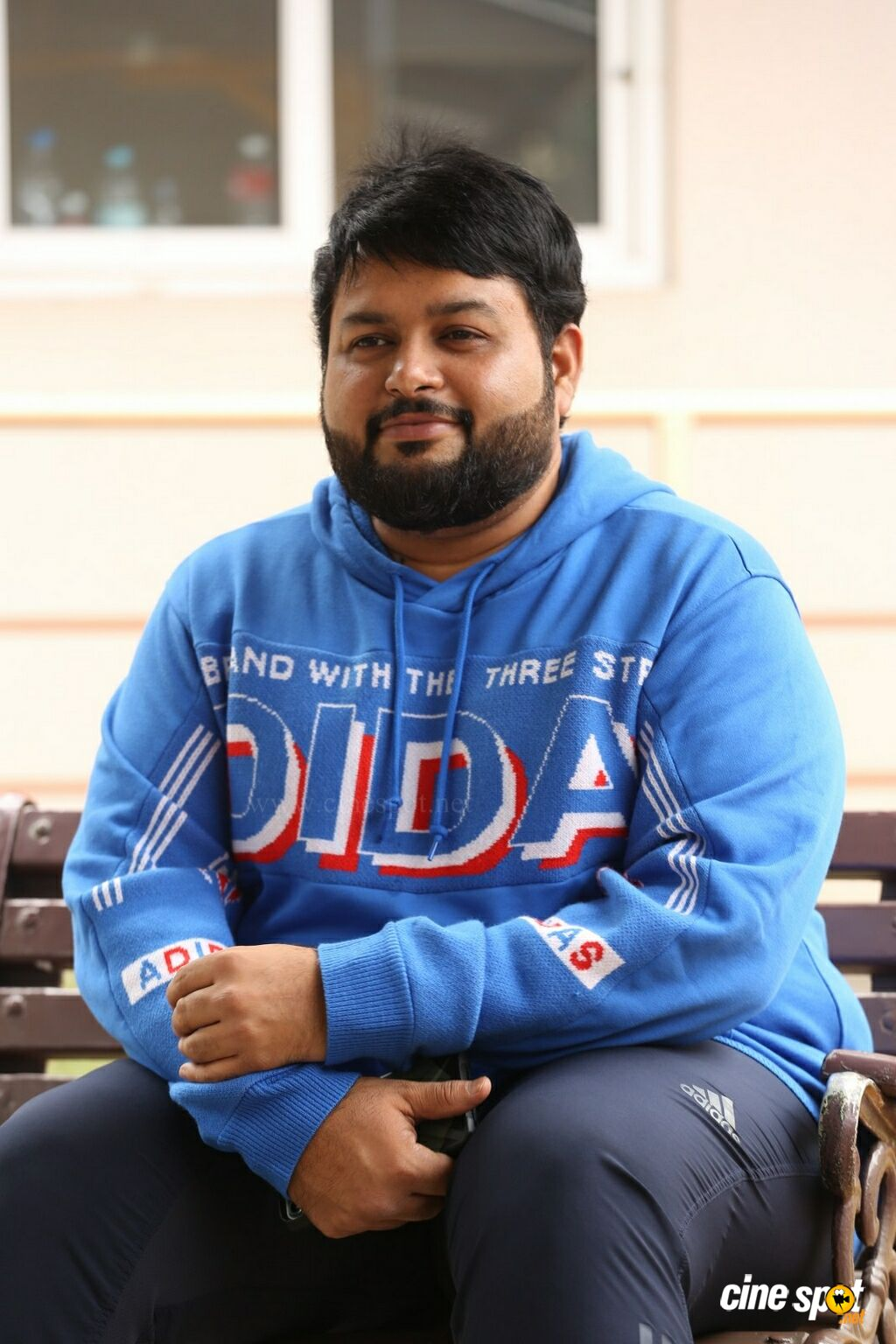 SS Thaman Interview Photos (14)