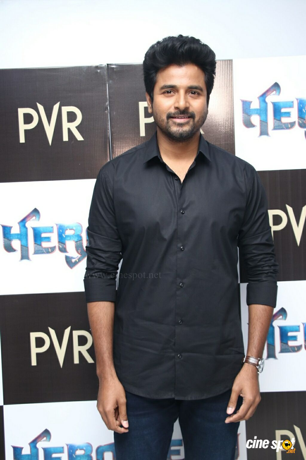 Sivakarthikeyan at Hero Movie Audio Launch (2)