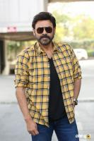 Venkatesh at Venky Mama Movie Success Meet (12)