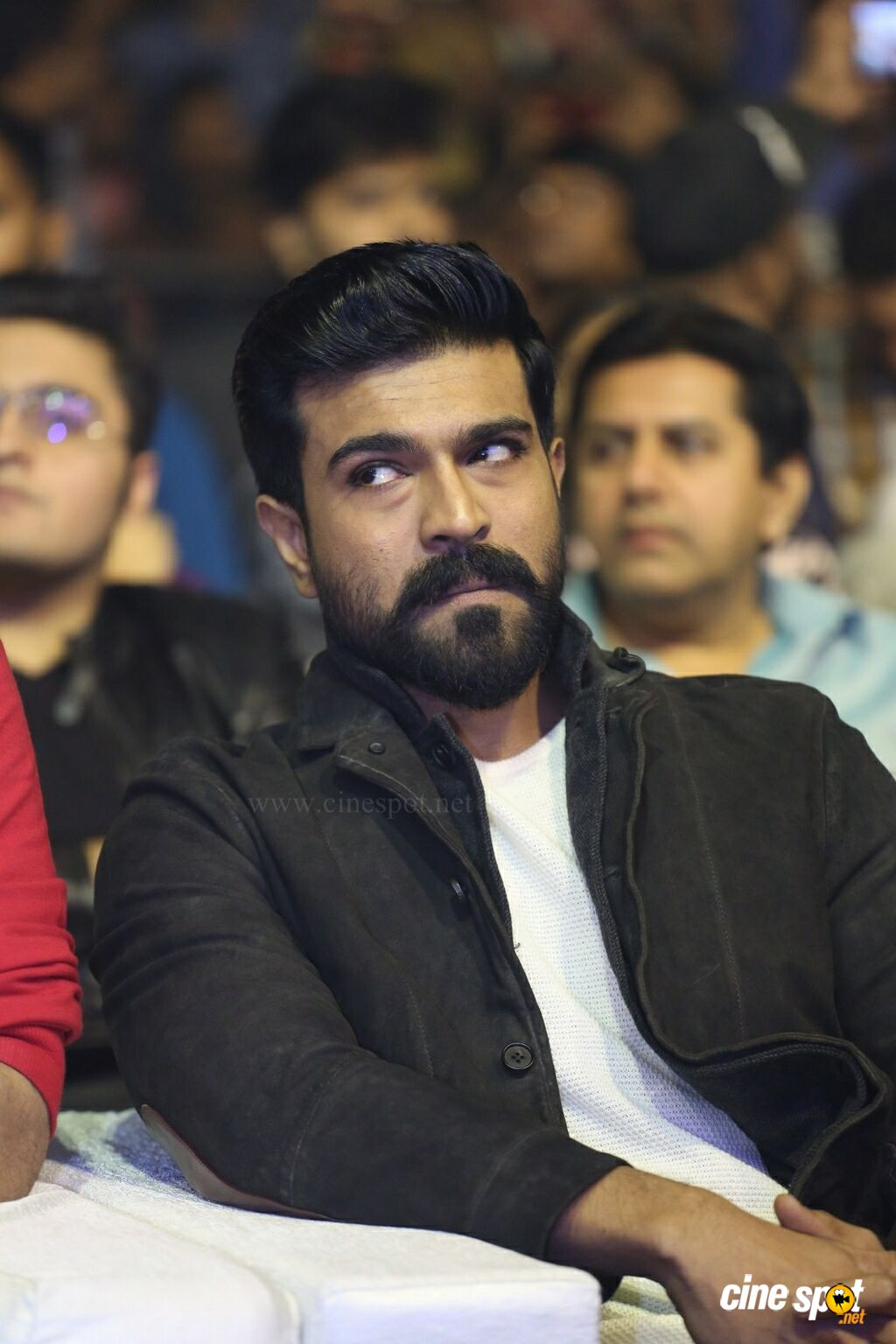 Ram Charan at Dabangg 3 Pre Release Event (3)