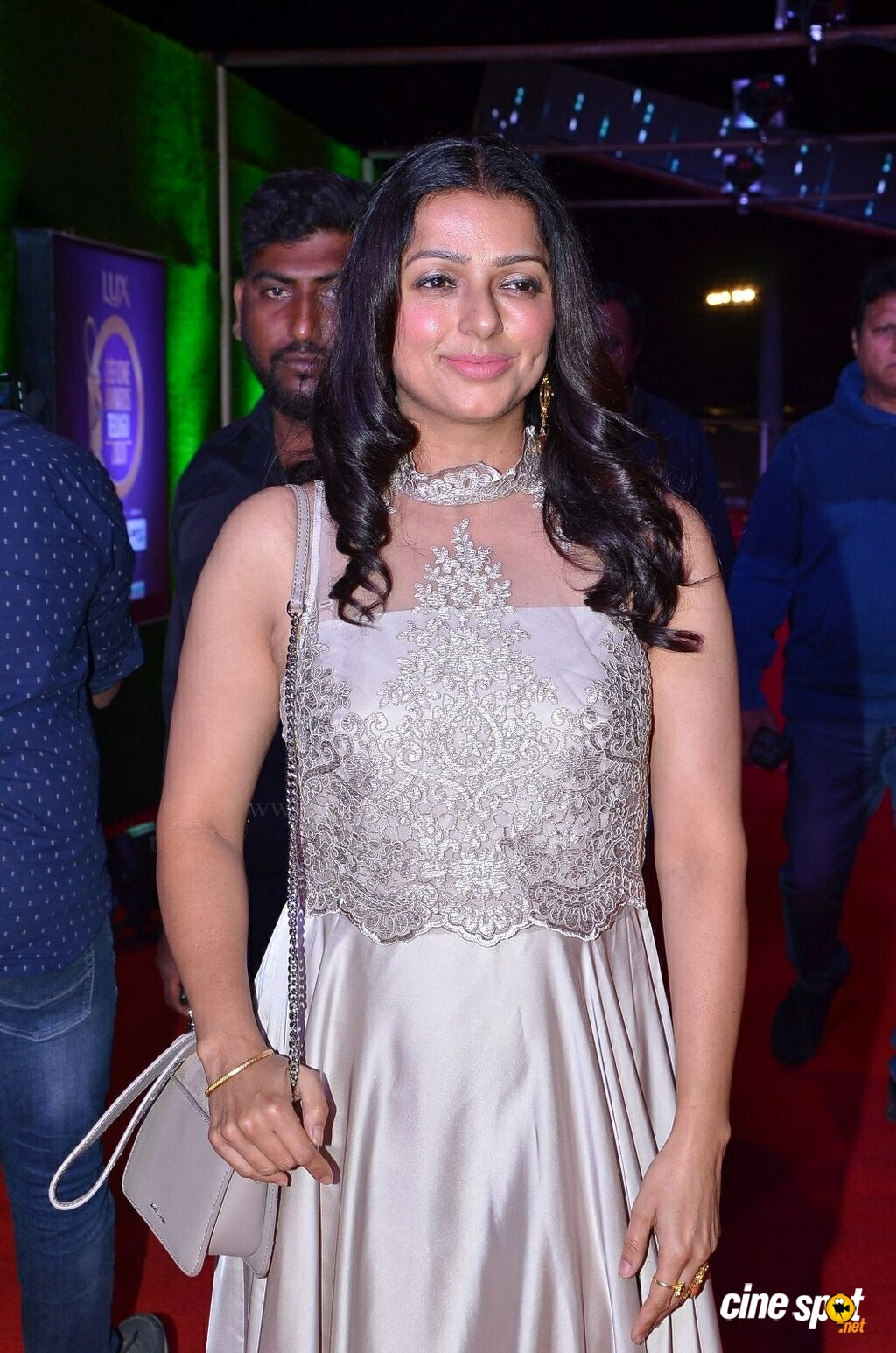 Bhumika Chawla at Zee Telugu Cine Awards 2020 Red Carpet (8)
