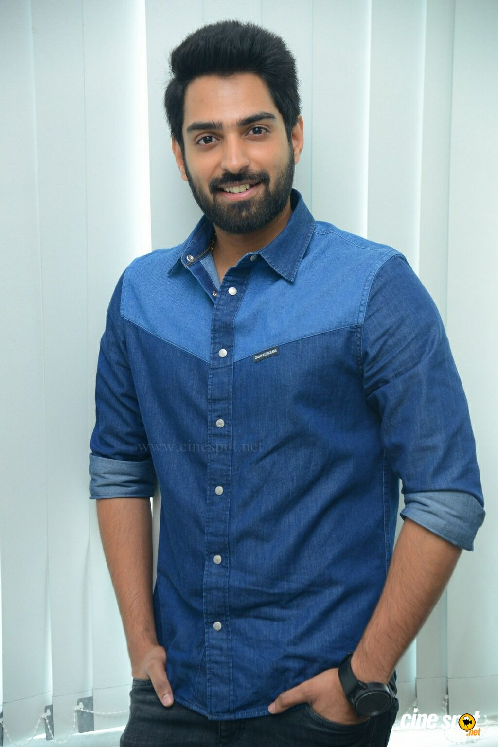 Choosi Choodangaane Hero Shiva Kandukuri  Interview Photos (10)