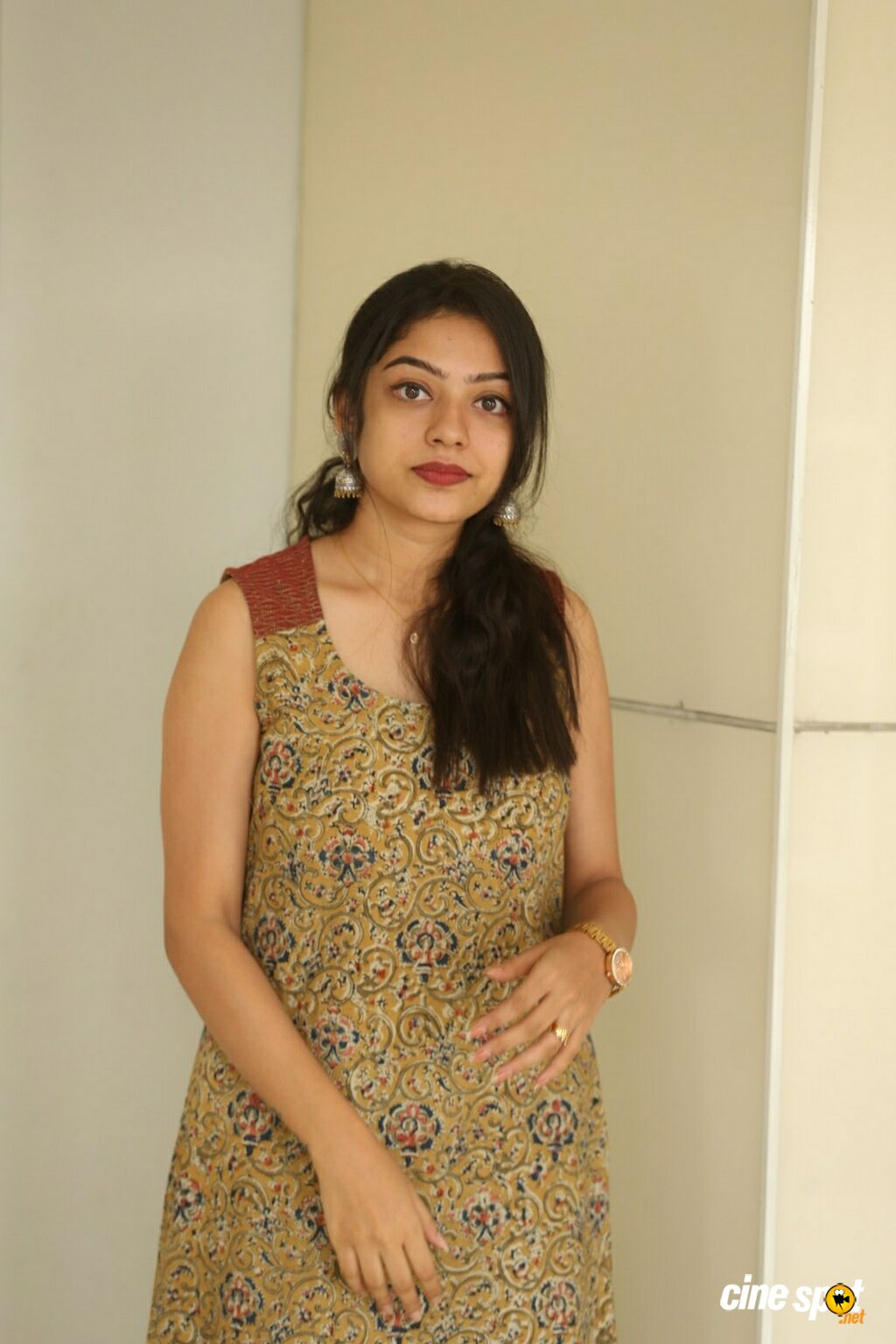 Varsha Bollamma at Choosi Chudangane Success Meet (11)