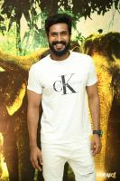 Vishnu Vishal at Aranya Teaser Launch (2)