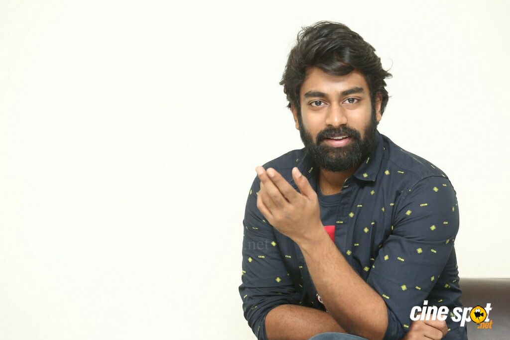 Actor Rakshith Interview Photos (18)