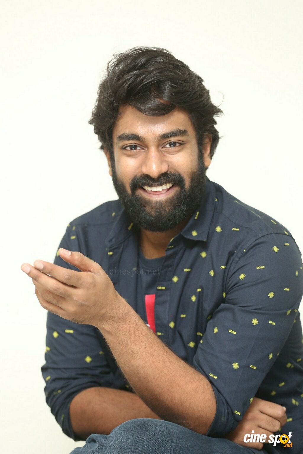 Actor Rakshith Interview Photos (19)