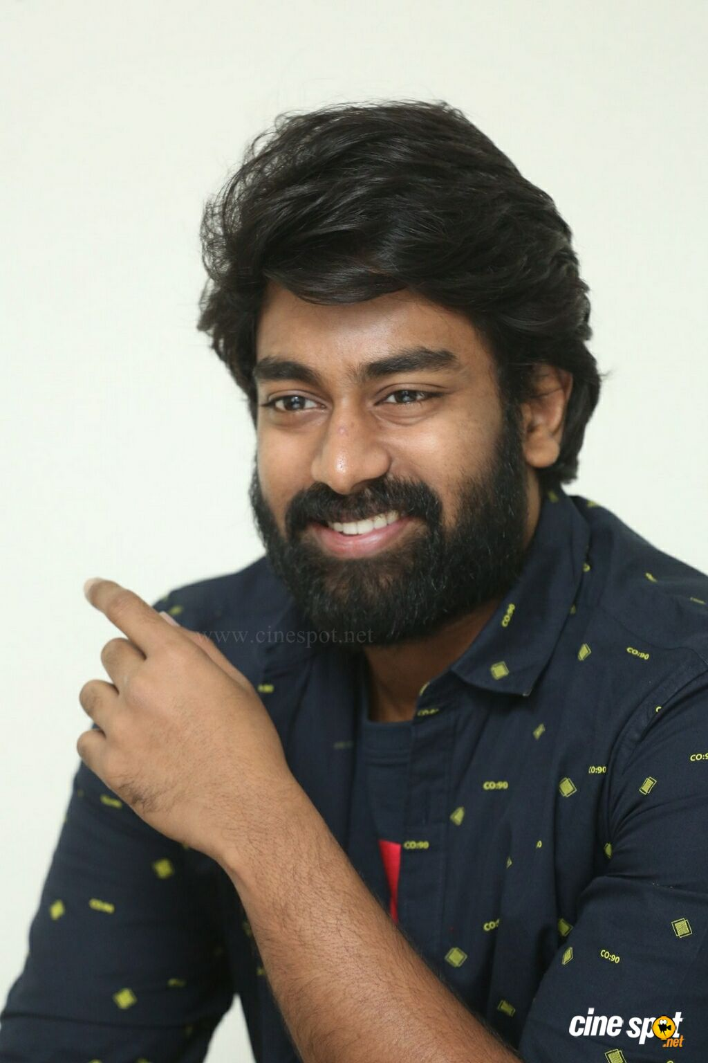 Actor Rakshith Interview Photos (26)