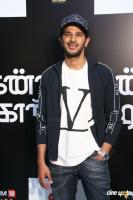 Dulquer Salmaan at Kannum Kannum Kollaiyadithaal Thanks Meet